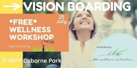 FREE Vision Boarding Workshop tickets