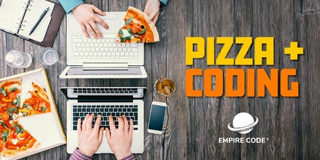 Pizza + Coding Thursdays tickets