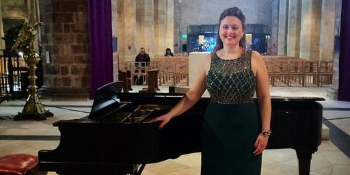 An Evening Recital with Charlotte Whittle