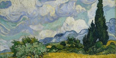 @Enfield: Fabulous Fakes — Wheat Field by van Gogh