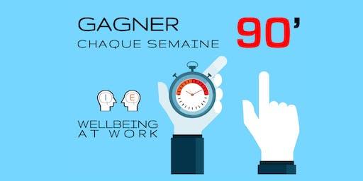 Workshop gratuit: GAGNER CHAQUE SEMAINE 90'