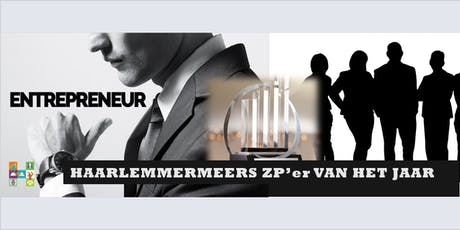 Uitreiking ZP-ondernemersprijzen Haarlemmermeer 2019 tickets