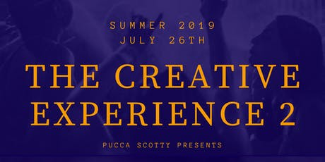 The Creative Experience 2 tickets