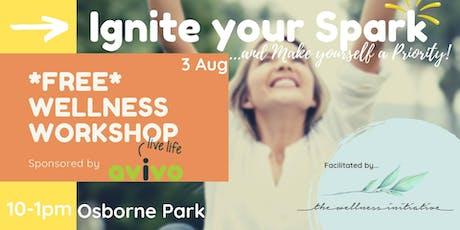 Ignite Your Spark! - Free Workshop in Osborne Park tickets