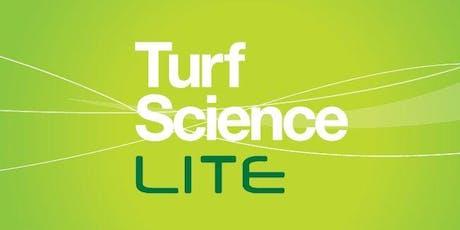 Turf Science Lite 2019 - UK tickets