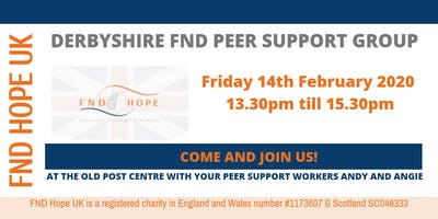 Derbyshire FND Peer Support Group
