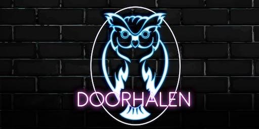 DOORHALEN