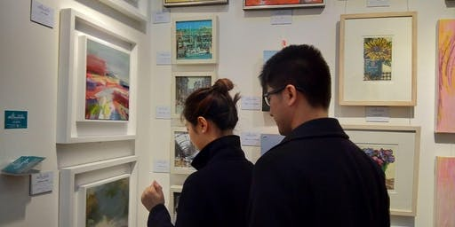PARALLAX ART FAIR OCTOBER 2019 (Sunday) Kensington -