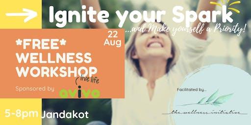 Ignite Your Spark! - FREE Workshop (Jandakot)