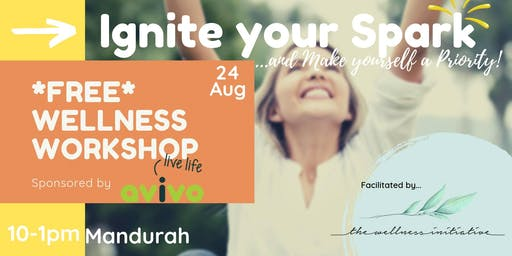 Ignite Your Spark! - FREE Workshop (Mandurah)