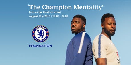 The Champion Mentality  tickets