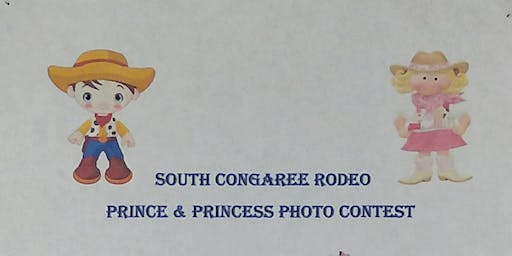 Copy of South Congaree Rodeo Prince & Princess Photo Contest