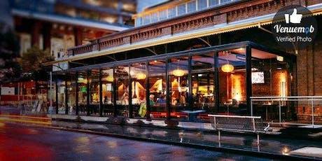 Docklands Networking Breakfast - BNI Thrive Start Up tickets