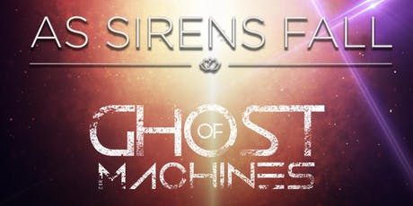 Amplified presents As Sirens Fall tickets