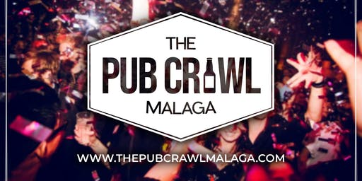 ★ Pubcrawl ★ The best night tour in Málaga