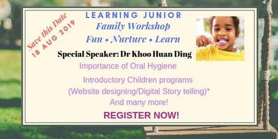 Family Workshop (Parents and Children)