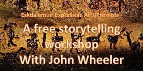Storytelling with John Wheeler tickets