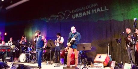 """Alain Concepción & the Soul Men & Women  sing """"Marvin Gaye"""" en Bilbao entradas"""