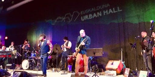 """Alain Concepción & the Soul Men & Women  sing """"Marvin Gaye"""" en Bilbao"""
