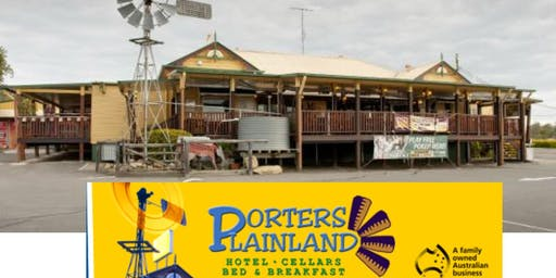 July After Hours Business - Porters Hotel Plainland