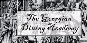 Georgian Dining Academy - Simpson's Tavern - Yuletide...