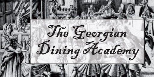 Georgian Dining Academy - Simpson's Tavern - Yuletide Fest