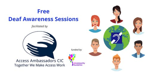 Deaf Awareness Sessions