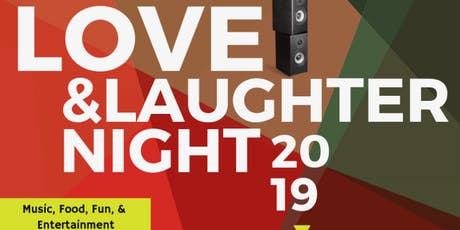 Love & Laughter Night 2019 tickets