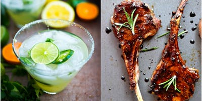 Mexican BBQ at William Sitwell's Supper Club
