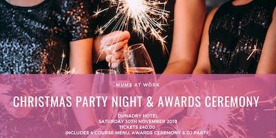 Mums at Work Xmas Party Night & Awards