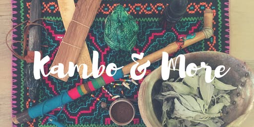 Kambo Medicine & More - August 3-4 2019 Gold Coast