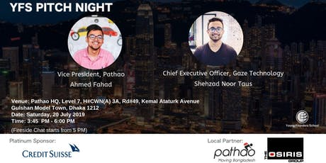 (Dhaka) Young Founders School - July Bootcamp Fireside Chat & Pitch tickets