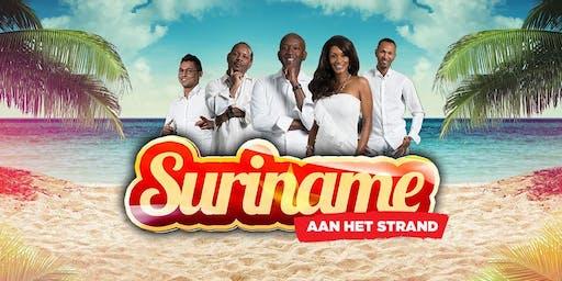 SURINAME AAN HET STRAND - Zondag 25 augustus 2019