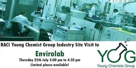 YCG Presents: Envirolab Site Tour tickets