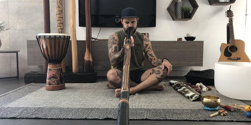 Sacred Sound Journey + Essential Oil Experience