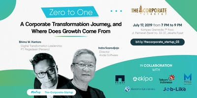 A Corporate Transformation Journey, and Where Does Growth Come from