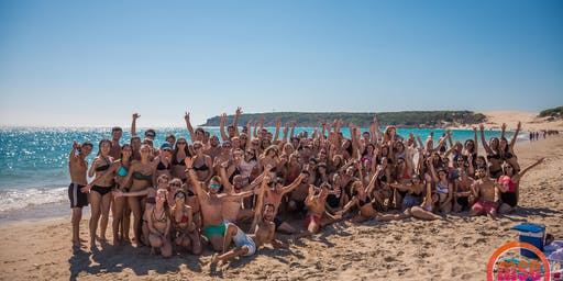 ★ Playa Bolonia ★ Welcome Erasmus Beach Day