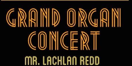 Grand Organ Concert tickets