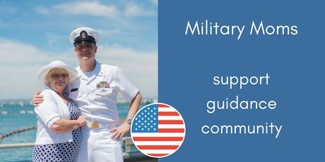 Military Moms Seeking Support {FREE EVENT} tickets