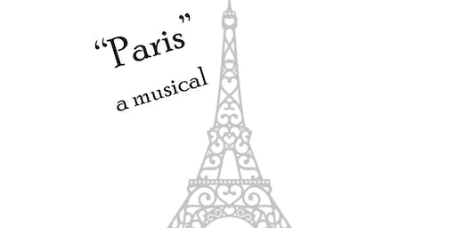 """Paris"" a musical by Bravo"
