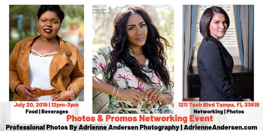 Photos & Promos Networking Event