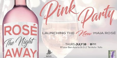 WOTV Pink Party with Maia Winery - Discount  billets