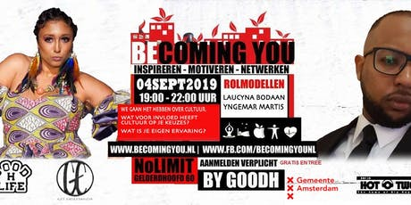 Becoming You X Goodhzo X Cultuur tickets