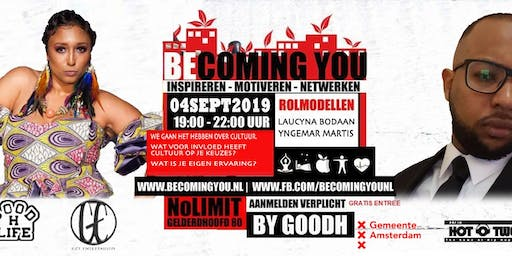 Becoming You X Goodhzo X Cultuur