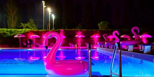 CFM / Magic White Party / Pool Aperitif powered by RedBull