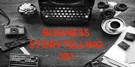 Business Storytelling 101 tickets