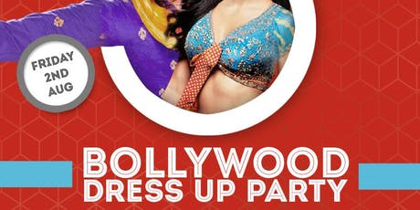 Bollywood Dress Up Party tickets