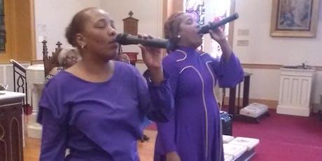 Gospel Alive tickets