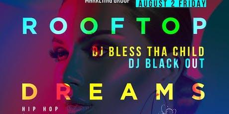 Dreams: Hip Hop + Caribbean + Afrobeats @ Hudson Terrace tickets