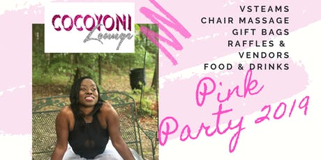 Pink Party - 1 Year Anniversary Celebration tickets